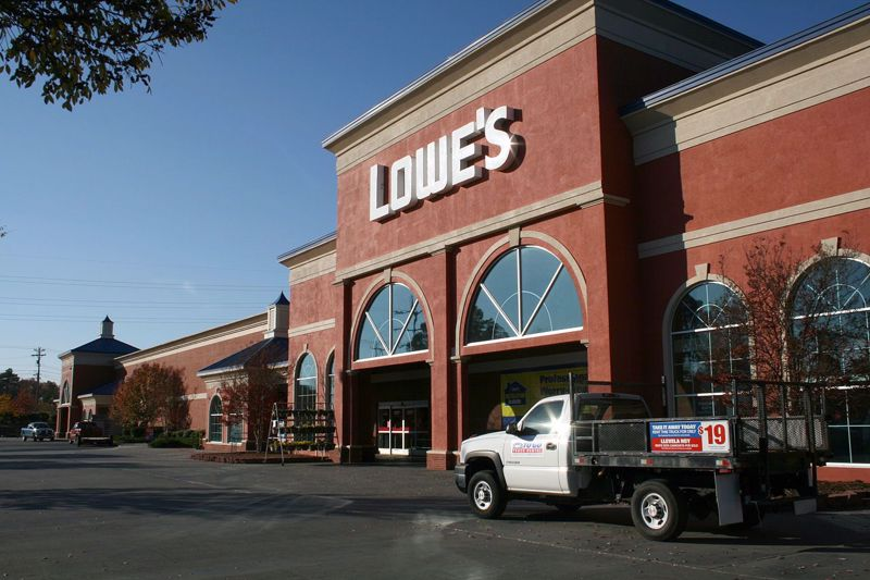 The History of Lowes