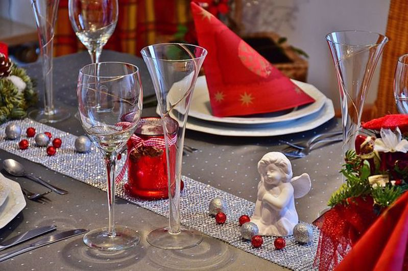 Equip your kitchen for a festive meal