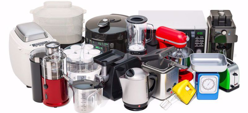 Small Appliances for growing families
