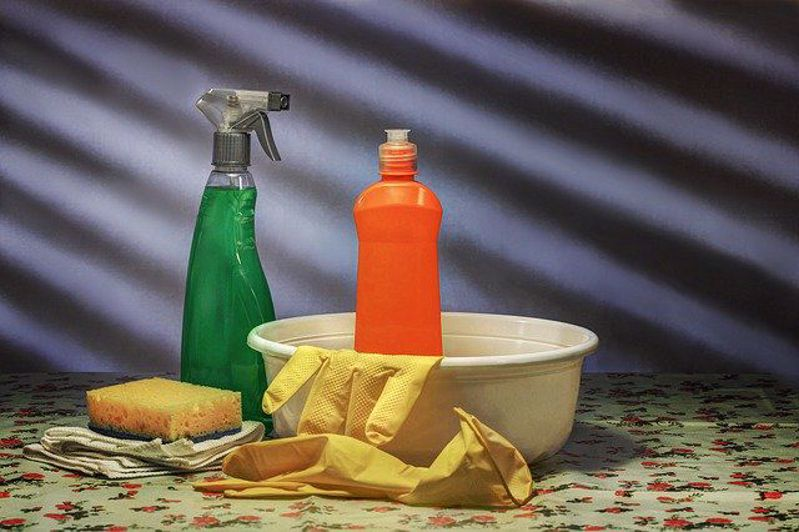 Know your home cleaning chemicals