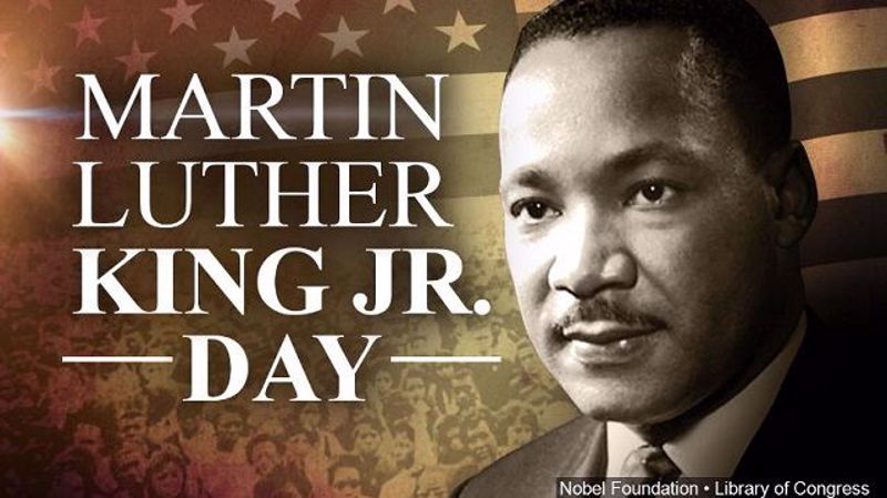 I Have a Dream :  Martin Luther King Day 2020