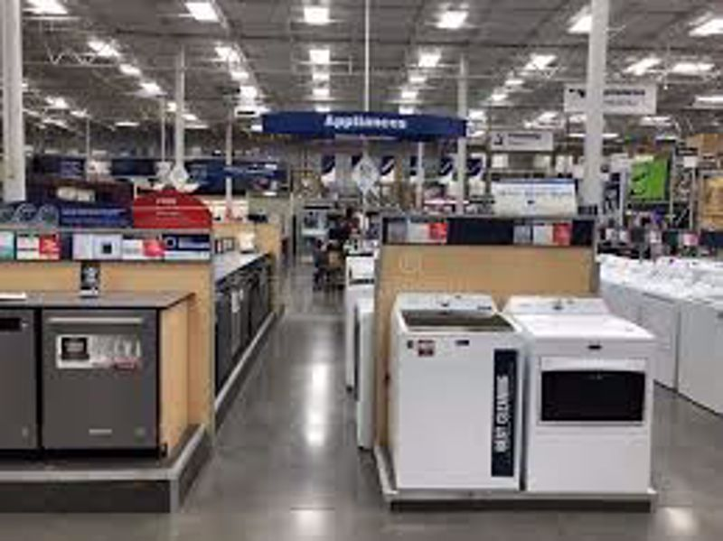 Lowes, where a world of appliances waits