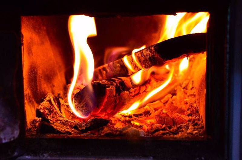 The benefits of a wood burning stove