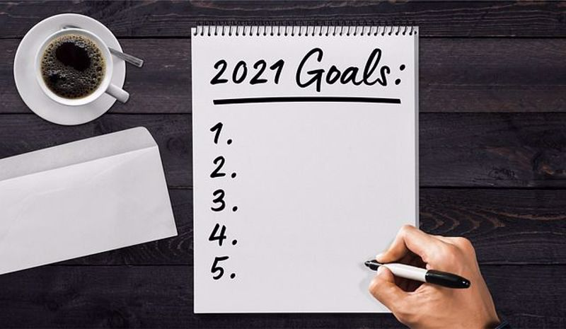 Achievable New Years Resolutions for 2021