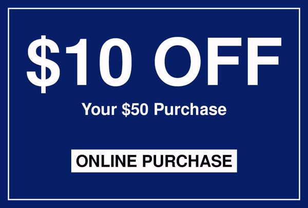 $10 Off $50 Lowes Online Coupon