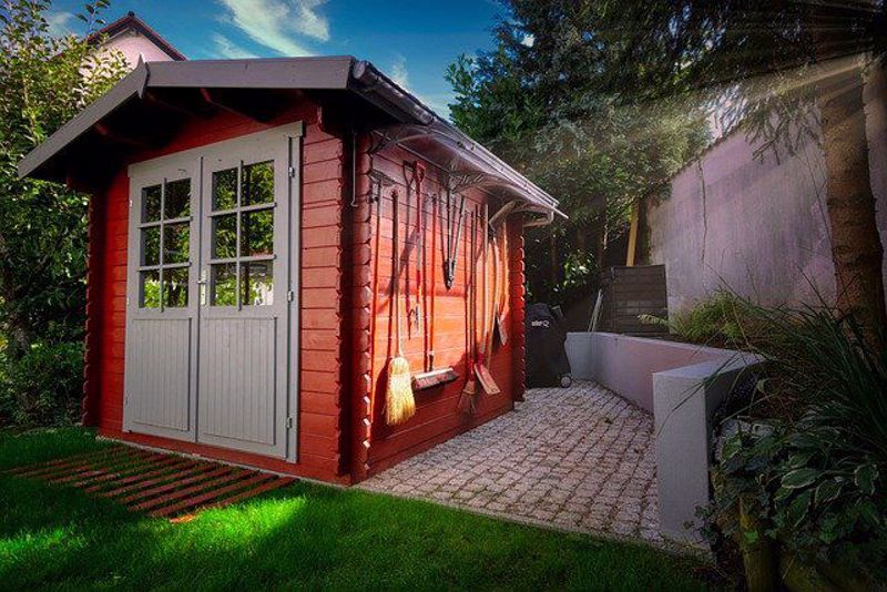 Considerations when purchasing a garden shed
