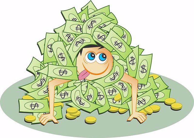 Funny Friday:  Saving and Money