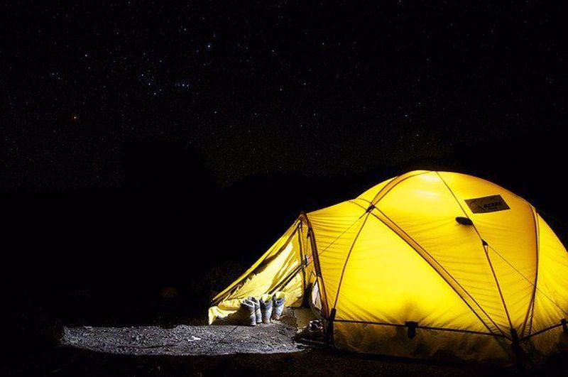 How to buy a tent - part 1