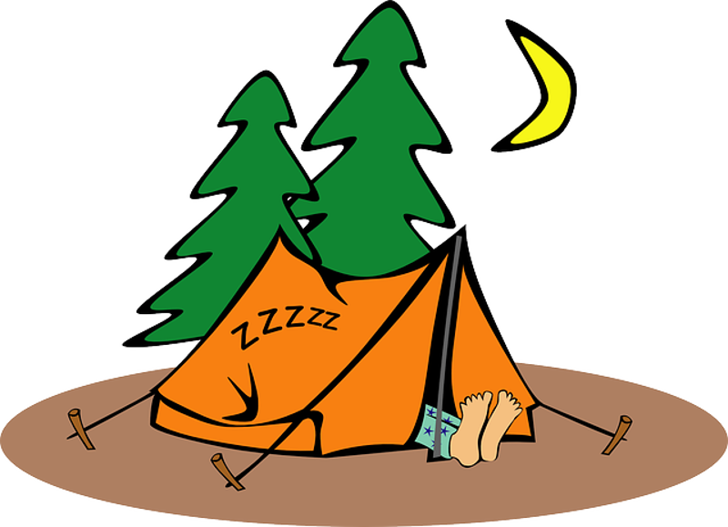 Funny Friday: Camping Jokes