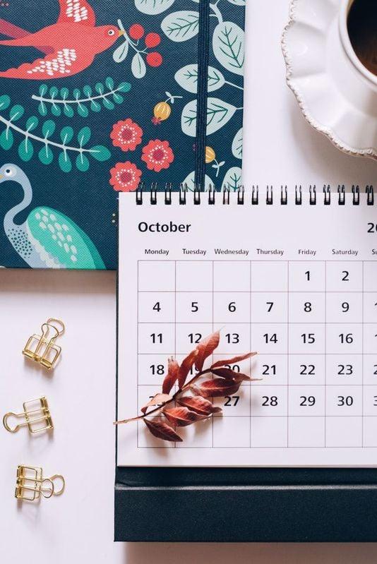 October Home Maintenance