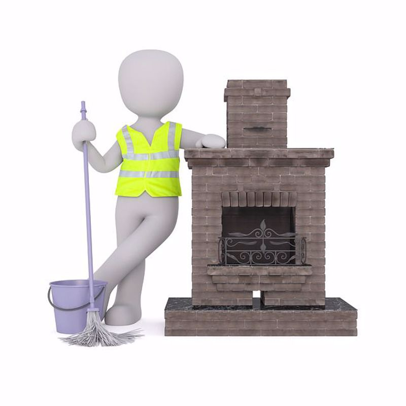 How to sweep your chimney